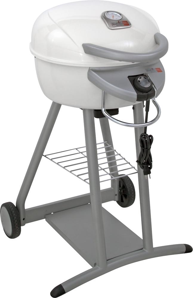 Char-Broil - Patio Bistro Electric Grill - Vanilla