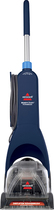 BISSELL - ReadyClean PowerBrush Upright Deep Cleaner - Blue Illusion