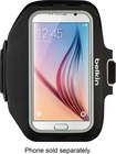 Belkin - Sport-fit Plus Armband For Galaxy S7 - Black