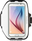 Belkin - Sport-fit Plus Armband For Galaxy S7 - White \/ Silver