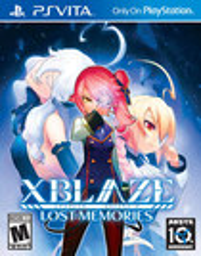 XBlaze Lost: Memories - PS Vita
