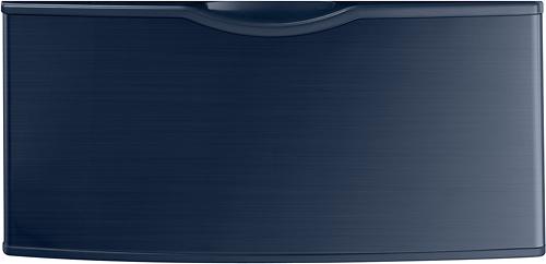 Samsung - Washer/Dryer Laundry Pedestal - Azure Blue