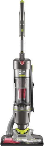 Hoover® - Air™ Steerable Pet Bagless Upright Vacuum - Silver