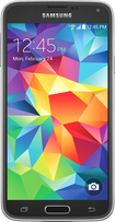 Samsung - Certified Pre-owned Galaxy S5 4g Lte With 16gb Memory Cell Phone - Charcoal Black