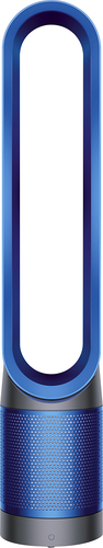 Dyson - Pure Cool Link Tower Air Purifier - Iron, blue
