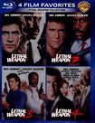 Lethal Weapon Collection: 4 Film Favorites [4 Discs] [blu-ray] 4937004