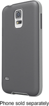 Belkin - AIR PROTECT Grip Candy SE Case for Samsung Galaxy S 5 Cell Phones - Gravel/Stone