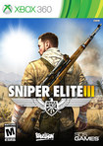 Sniper Elite III: Afrika - Xbox 360