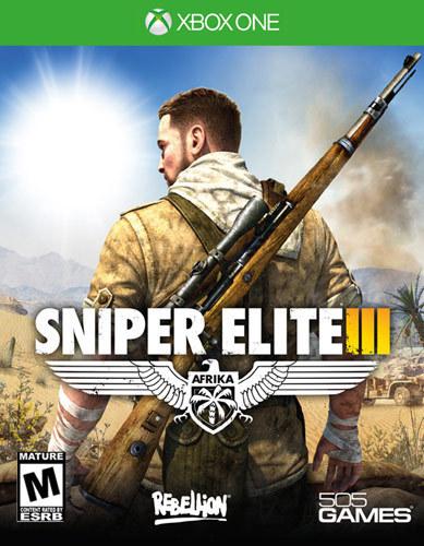 Sniper Elite III: Afrika - Xbox One