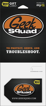 Best Buy GC - $30 Geek Squad to Protect, Serve... Gift Card - Multi