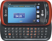 LG - Xpression Mobile Phone (AT&T) - Red
