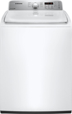 Samsung - 4.0 Cu. Ft. 9-Cycle High-Efficiency Top-Loading Washer - White