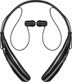 LG - Tone Pro Bluetooth Headset - Black