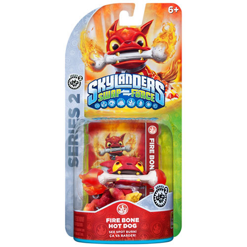 SKYLANDERS SWAP FORCE SINGLE CHAR FIRE B 4951013 4951013