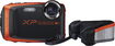 Fujifilm - Finepix Xp90 16.4-megapixel Waterproof Digital Camera - Orange