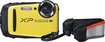 Fujifilm - Finepix Xp90 16.4-megapixel Waterproof Digital Camera - Yellow