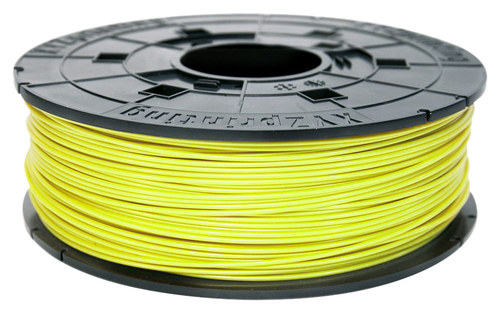 XYZ Printing - 1.75mm ABS Filament - Neon Yellow