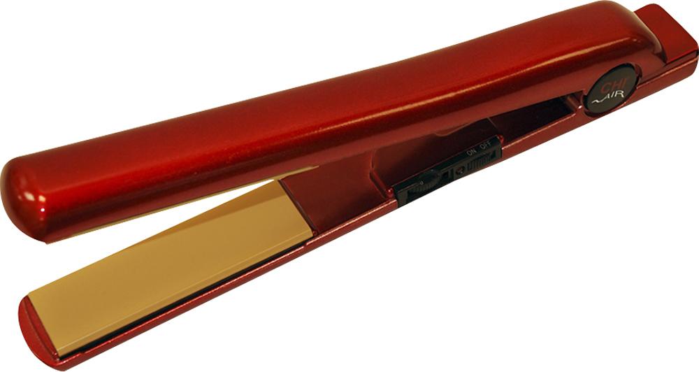 CHI - Air Classic Tourmaline Ceramic 1 Flat Iron - Fire Red