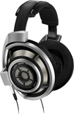 Sennheiser - HD 800 Over-the-Ear Headphones - Silver/Black