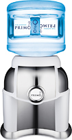 Primo Water - Portable Bottled Water Dispenser - White