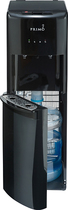 Primo Water - Bottom-Loading Bottled Water Dispenser - Black