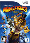Madagascar 3: The Video Game - Nintendo Wii