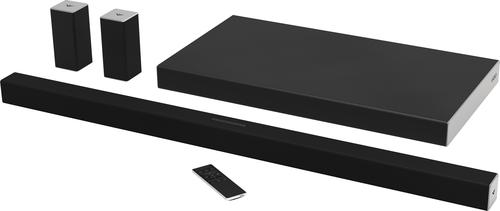 Vizio - SmartCast™ 5.1-Channel Soundbar System with 6 Wireless Subwoofer - Black