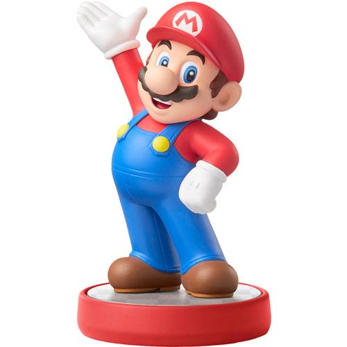 Nintendo - Amiibo Figure (super Mario Series Mario) 4970014