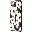 Kate Spade New York - Hybrid Hardshell Case For Apple Iphone 6 Plus And 6s Plus - Cream\/floating Floral Black\/gold Foil