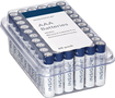 Insignia™ - Aaa Batteries  - White / Blue