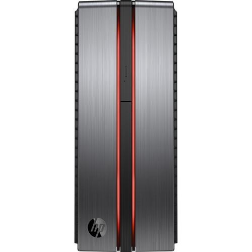 HP - Envy Phoenix 860-140 Desktop - Intel Core i7 - 16GB Memory - 2TB Hard Drive + 256GB Solid State Drive