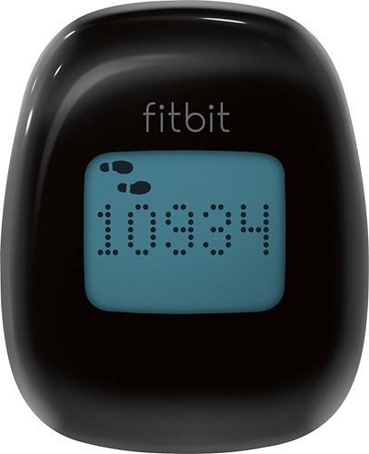 Fitbit - Zip Wireless Activity Tracker - Charcoal