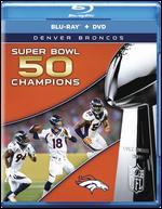 NFL: Super Bowl 50 (Blu-ray Disc) (2 Disc)
