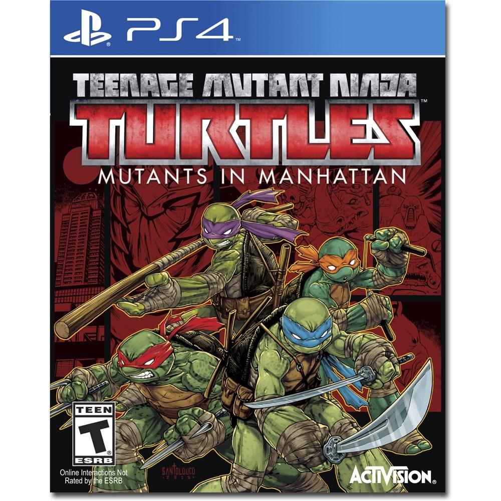 Teenage Mutant Ninja Turtles: Mutants In Manhattan -