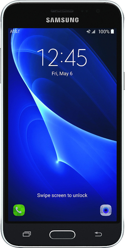 At&t GoPhone - Samsung Galaxy Express Prime 4G LTE with 16GB Memory Prepaid Cell Phone
