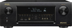 Denon - In-Command 2250W 9.2-Ch. 4K Ultra HD and 3D Pass-Through A/V Home Theater Receiver - Black