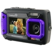 Ivation - Ivwpdc20 20.0-megapixel Waterproof Digital Camera - Purple