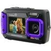 Ivation - Ivwpdc20 20.0-megapixel Waterproof Digital Camera - Purple