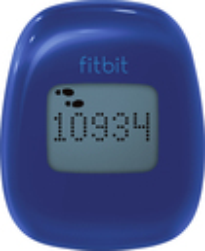 Fitbit - Zip Wireless Activity Tracker - Blue