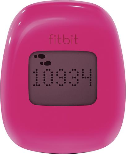Fitbit - Zip Wireless Activity Tracker - Magenta