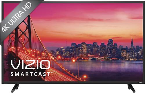 "VIZIO - 70"" Class (69.5"" Diag.) - LED - 2160p - Smart - 4K Ultra HD Home Theater Display - Black"