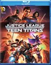 Justice League Vs Teen Titans [blu-ray/dvd] [2 Discs] 4989001