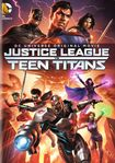 Justice League Vs Teen Titans (dvd) 4989101