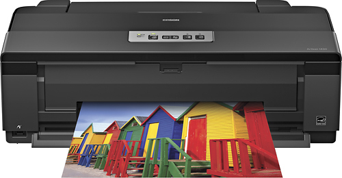 Epson - Artisan 1430 Wireless Printer - Black, Silver