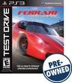 Test Drive: Ferrari Racing Legends - PRE-OWNED - PlayStation 3