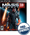 Mass Effect 3 — PRE-OWNED - PlayStation 3