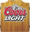 Trademark - Coors Light Dart Cabinet Set