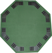"Trademark Games - 48"" x 48"" Poker/Blackjack Table - Green"