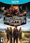 Cabela's Big Game Hunter: Pro Hunts - Nintendo Wii U