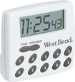 West Bend - Electronic Timer - White